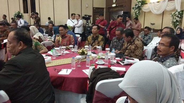 Sambangi Jakarta Diskominfo Bolmong Ikuti Pertemuan Nasional Diskominfo Se - Indonesia