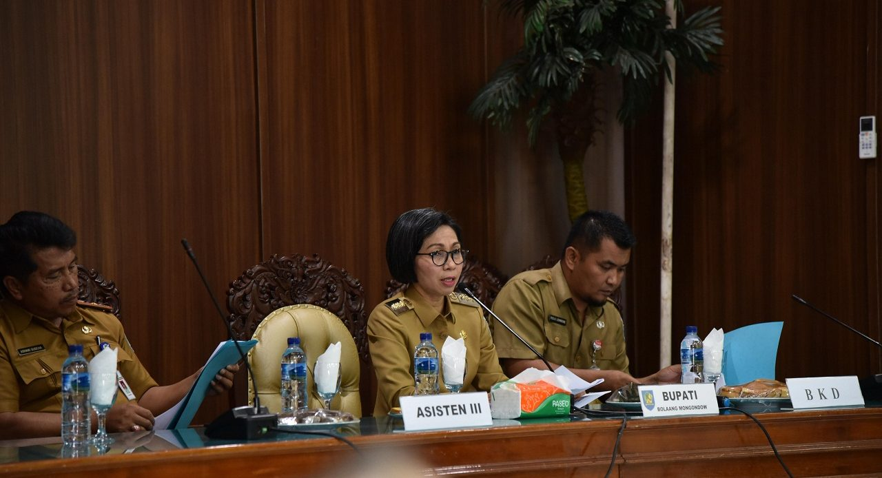 Gelar Penandatanganan Pakta Integritas Yasti Harap Dapat Selesaikan Masalah Aset