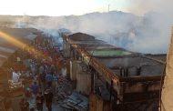 Hingga Saat Ini Posko Pengaduan Kebakaranan Pasar Serasi Kotamobagu Terima  63 Laporan