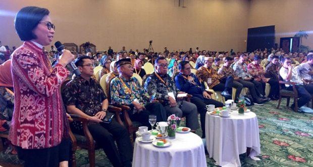 Bupati Bolmong Hadiri Rakon Regional Pulau Sulawesi