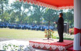 Pemkot Kotamobagu Gelar Upacara Peringatan HUT Provinsi Ke-55