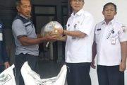 Delapan Kelompok di Kotamobagu Terima Bantuan Ikan Patin