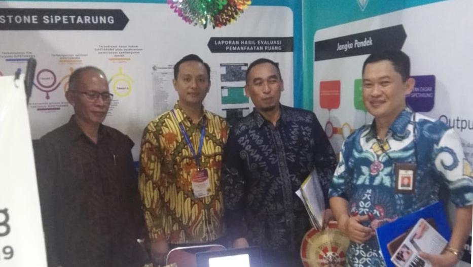 Aplikasi SiPetarung Jadi Bahan Ujian di Makassar