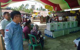 Asisten I Pemkab Bolmong Pantau Proses Pilsang Kecamatan Passi Timur