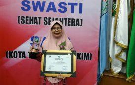 Bolmong Raih Penghargaan Kabupaten Sehat