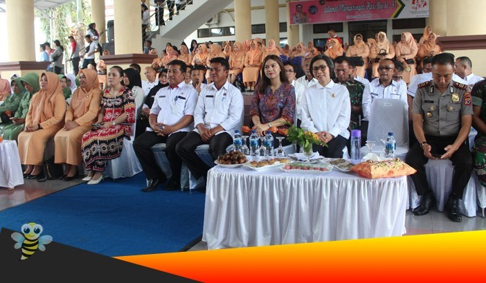 Pemkab Bolmong Gelar HUT DWP Yang Ke 20 Tahun