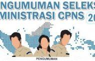 Pekan Ini Hasil Seleksi Administrasi CPNS Kotamobagu Diumumkan
