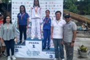 Atlet Asal Bolmong Sabet Dua Medali Emas Kategori Cabor Selam di Porprov Sulut