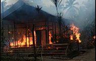 Kebakaran Kembali Terjadi di Motbes, 1 Rumah Rata Tanah.