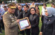 Pemkab Bolmong Kembali Terima Penghargaan