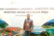 Pemkot Terlibat Dalam Agenda Rakor Nasional Investasi di Jakarta.