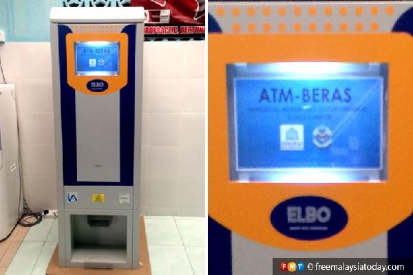 Topang Kebutuhan Masyarakat Pemkab Bolmong Kembali Bangun ATM Beras