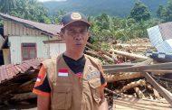 Puluhan Rumah Warga Domisil Rusak Diterjang Banjir Bandang