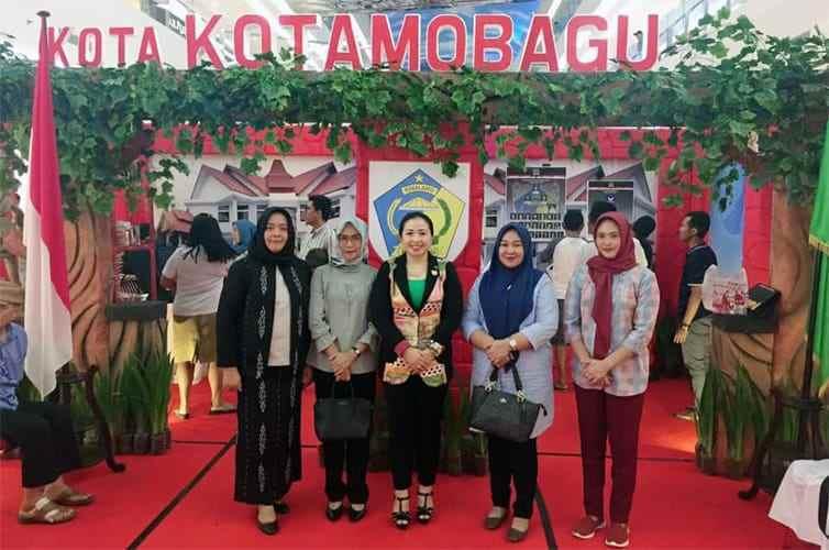 DPRD Kotamobagu Ambil Bagian di Legislatif Expo