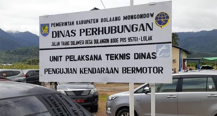 Sugiarto : Tanggal 23 Maret UPTD Pengujian Kendaran Bermotor Beroprasi