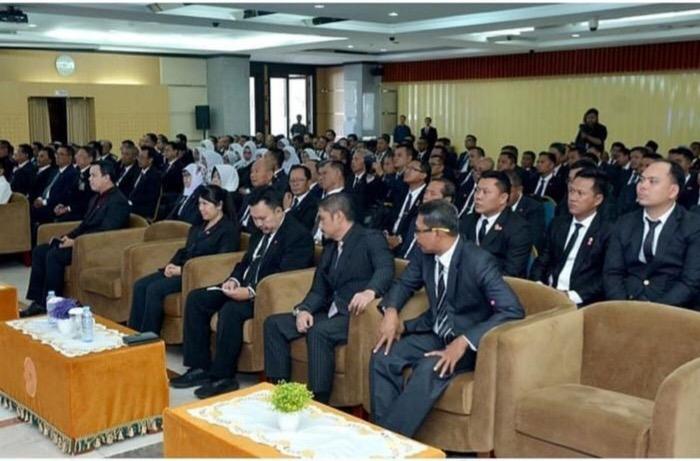 Hakim Jubir PN Ktg Ikut Diklat Sertifikasi di Bogor