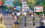 Pemkab Bolmong Terus Tingkatkan Pengawasan Pencegahan Mobilitas Kendaraan Dan Orang