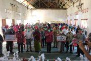 10.000 Warga Bolmong Kurang Mampu Dapat Bantuan Pemerintah