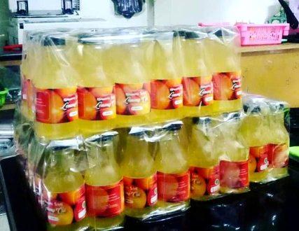 Permintaan Jus Lemon Cui Produksi DindaZiyah Café Meningkat Jelang Lebaran