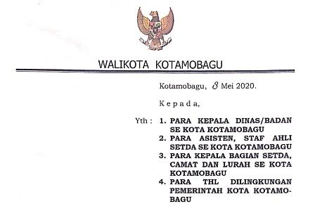 Edaran Dinkes Propinsi Sulut, Pengurusan KNP Dialihkan di Kantor Desa/Kelurahan
