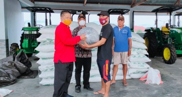 Sejumlah Kelompok Bubidaya Ikan Dapat Bantuan