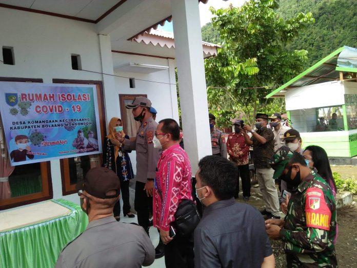 Desa Komangaan Terpilih Sebagai Kampung Tangguh Nasional