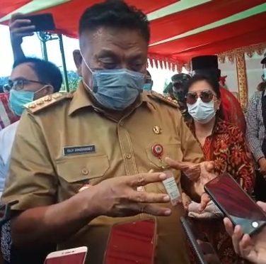 Gubernur : WPR Bolmong Pasti Terwujud
