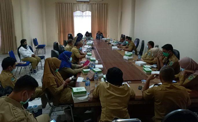 Komisi III DPRD Bolmong Gelar RDP Bersama Dinkes dan RSUD Datoe Binangkang