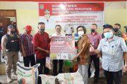 Bupati Bolmong Salurkan Bantuan Sosial di Empat Kecamatan