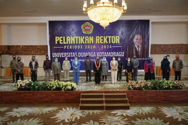 Yasti Usulkan Prodi Baru Pada Pelantikan Rektor UDK