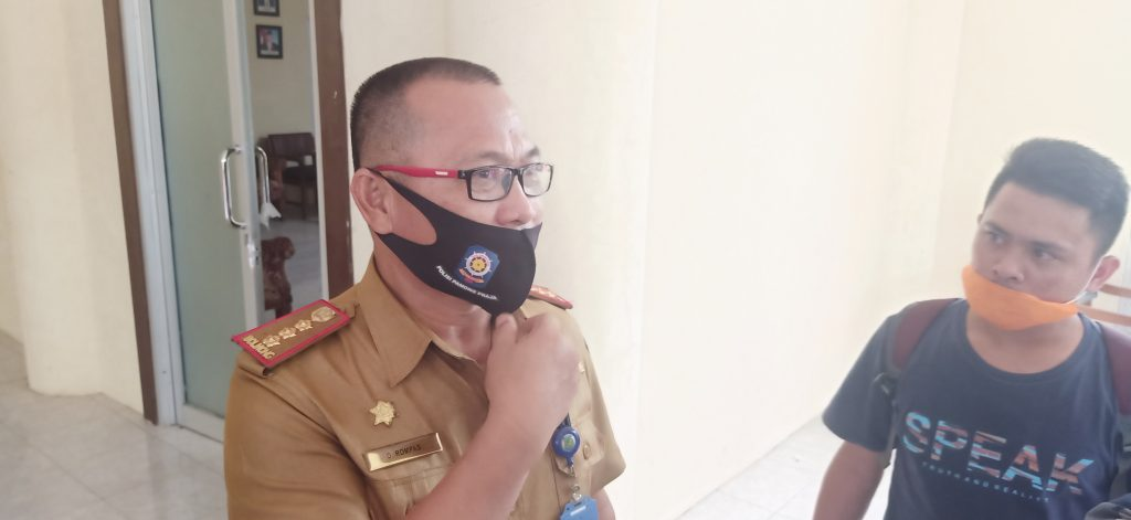 Petugas Damkar Bolmong Wajib Latihan Fisik