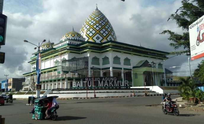 Tahun Depan Masjid Kebanggaan Masyarakat Kotamobagu, Diresmikan.