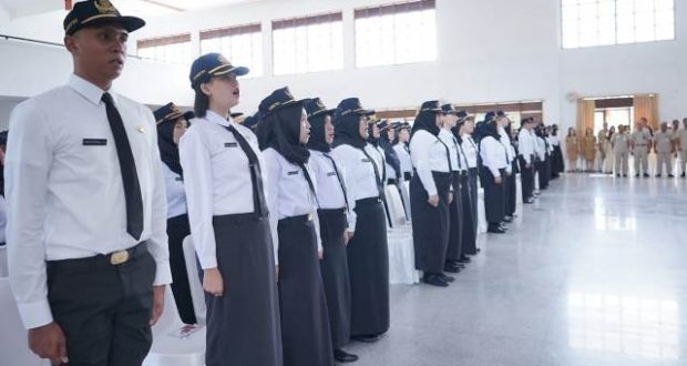 Lanjutan Latsar CPNS Kotamobagu Formasi 2018 Resmi Berakhir.