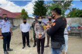 Sat Lantas Kotamobagu Musnahkan Ribuan Knalpot Bising.