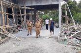 Tahlis Galang Tinjau Pekerjaan Proyek Pemkab Bolmong