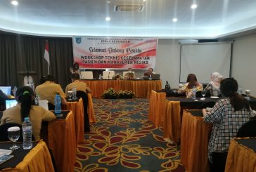 Dinkes Bolmong Gelar Workshop Keselamatan Pasien