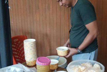 Burtop RM Minang Putra, Sensasional, Ditabur Ayam Gurih.