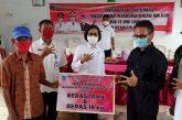 Pemkab Bolmong Tuntas Salurkan Bansos di Enam Kecamatan Dumoga Raya