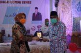 Wali Kota Tatong Bara Selaku Bunda Genre