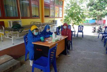 60 Peserta Pelatihan DEA Kotamobagu Jalani Rapid Test