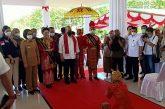 Sambangi Bolmong Ketua DPD RI Siap Perjuangkan Terbentuknya Provinsi BMR