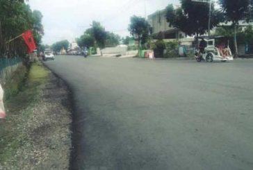 Jalan Jhony Suhodo Tuntas Dikerjakan