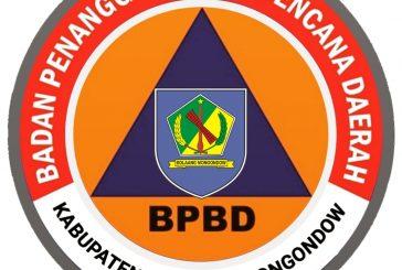 Cuaca Tak Menentu BPBD Bolmong Himbau Warga Tetap Waspada