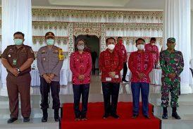 Pjs Gubernur Sulut Sambangi Pemkab Bolmong