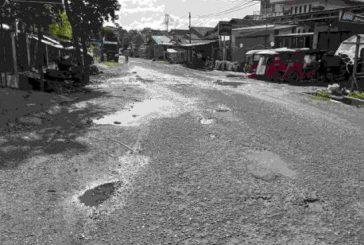 Jalan Pande Bulan Gogagoman Segera Diperbaiki Dinas PUPR