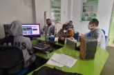 Kolaborasi JR, Lantas dan Samsat Dalam Talk Show di Radio.