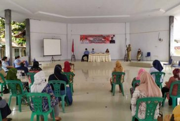 Gandeng Kanwil Menkumham Provinsi Sulut, Disdagkop Gelar Sosialisasi Merek Produk