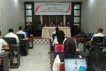 Seleksi JPT Pratama, 15 Pejabat Mulai Jalani Presentase Makalah dan Wawancara