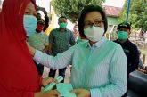 Berikan Batuan, Yasti Sambangi Korban Bencana Kebakaran di Desa Doloduo