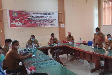 Sekda Bolmong Buka Forum Konsultasi Publik